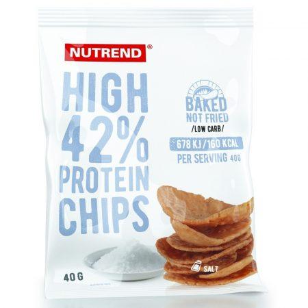 nutrend-protein-chips protein desszert
