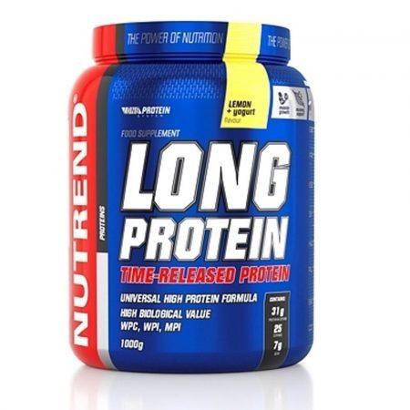 Nutrend Long Protein - 1000 g prémium minőségű fehérje