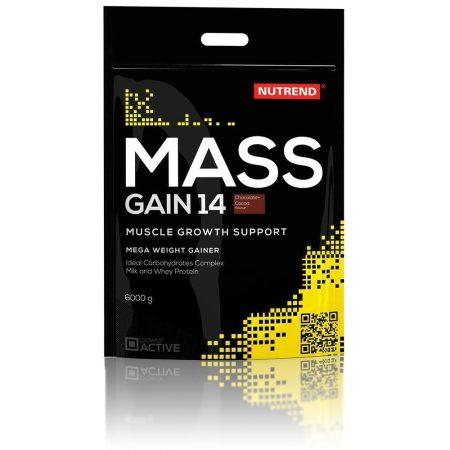 Nutrend Mass Gain 14 6 kg tömegnövelő tömegnövelő