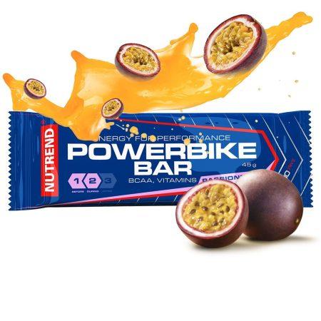 Nutrend Enduro Power Bike Energiaszelet 1karton energia vagy fehérjeszelet