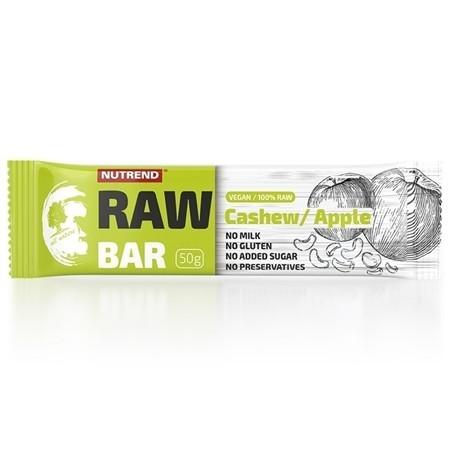 Nutrend Raw Bar 1karton energia vagy fehérjeszelet