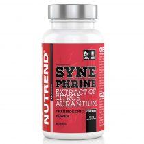 Nutrend Synephrine 60 kapszula termogenikus fogyasztószer