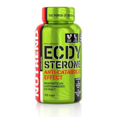 Nutrend Ecdysterone 120 kapszula tesztoszteron és hormonszint optimalizáló