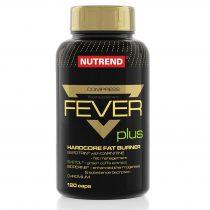 Nutrend Compress Fever Plus 120 kapszula termogenikus fogyasztószer