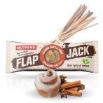 Nutrend Flapjack 100 g 1karton energia vagy fehérjeszelet
