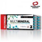 Nutrend Multimineral Compressed Caps - 60 kapszula  ásványi anyagokat tartalmazó táplálékkiegészítő