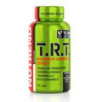 Nutrend T.R.T. Tesztoszteron Fokozó 120 kapszula tesztoszteron és hormonszint optimalizáló