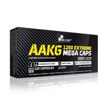 Olimp AAKG Extreme 1250 Mega Caps 120 kapszula aminosav készítmény