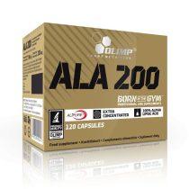 Olimp ALA 200 antioxidáns 120 kapszula szépségvitamin