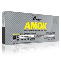 Olimp Amok™ 60 kapszula edzés előtti teljesítménynövelő