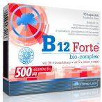 Olimp Labs B12 FORTE BIO-COMPLEX - 30 kapszula B vitamin