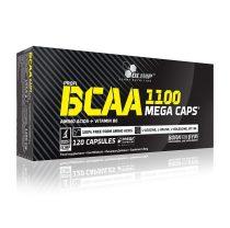 Olimp BCAA MEGA CAPS® 120 kapszula aminosav táplálékkiegészítő