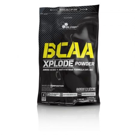 Olimp BCAA Xplode Powder 1000g aminosav táplálékkiegészítő