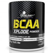 Olimp BCAA Xplode Powder - 280g aminosav táplálékkiegészítő