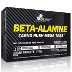 Olimp Beta-Alanine Carno Rush Mega Tabs® 80 tabletta aminosav készítmény