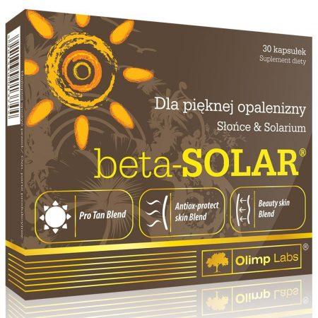 Olimp Labs BETA-SOLAR - 30 kapszula szépségvitamin