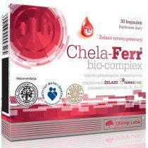 Olimp Labs CHELA-FERR BIO-COMPLEX® - 30 kapszula ásványi anyag termék vassal