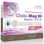 Olimp Chela-Mag B6 -  30 kapszula ásványi anyag készítmény magnéziummal