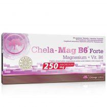 Olimp Chela-Mag B6 Forte Mega 60 kapszula ásványi anyag készítmény magnéziummal