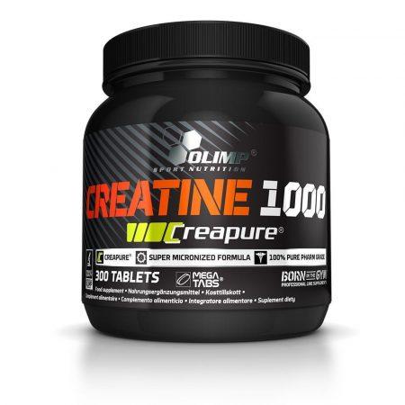 Olimp Creatine 1000 300 tabletta kreatin kapszula sportolóknak