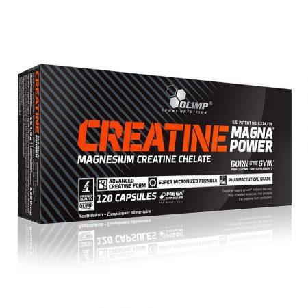 Olimp Creatine Magna Power® 120 kapszula  kreatin kapszula sportolóknak
