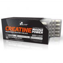 Olimp Creatine Magna Power® 300 kapszula kreatin kapszula sportolóknak