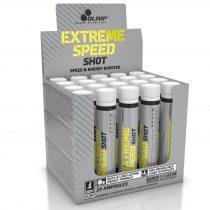 Olimp Extreme Speed® Shot energizáló 1karton edzés előtti teljesítménynövelő