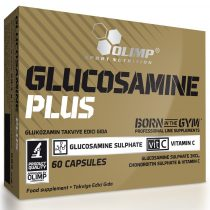 Olimp Labs Glucosamine Plus Sport Edition ízületvédő 60 kapszula ízületvédő táplálékkiegészítő
