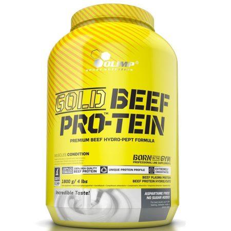 Olimp GOLD BEEF-PRO™ -TEIN fehérje - 1800g marha fehérjepor