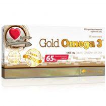 Olimp Labs Gold Omega 3 - 60 kapszula Omega3 vitamin készítmény