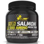 Olimp Gold Salmon 12000 Mega Tabs® - 300 tabletta komplex aminosav készítmény