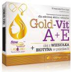 Olimp Gold Vit A + E vitamin 30 kapszula szépségvitamin