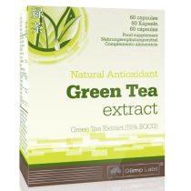 Olimp Labs Green Tea zsírégető 60 kapszula zöldtea kivonat tartalmú diétás termék