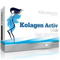 Olimp Labs KOLLAGEN ACTIV PLUS - 80 tabletta ízületvédő táplálékkiegészítő