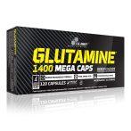 Olimp L-Glutamine 1400 MEGA CAPS® 120 kapszula aminosav készítmény