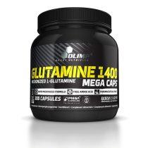 Olimp L-Glutamine 1400 MEGA CAPS® 300 kapszula aminosav készítmény
