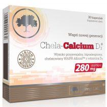 Olimp Labs Chela Calcium D3® 30 kapszula kalcium vitamin készítmény