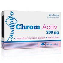Olimp Labs Chrom Activ 200 µg - 60 tabletta szépségvitamin