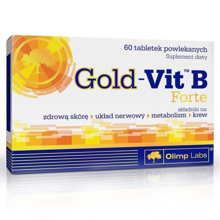 Olimp Labs Gold VIT™ B Forte vitamin 60 tabletta B vitamin