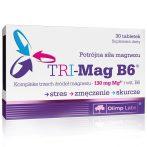 Olimp Labs TRI-MAG B6™ - 30 tabletta ásványi anyag készítmény magnéziummal