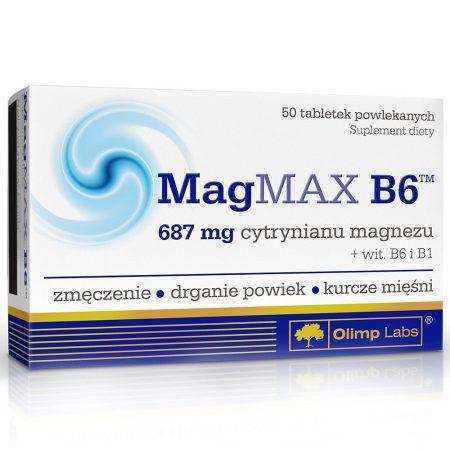 OLIMP Labs MagMAX B6™ - 50 tabletta ásványi anyag készítmény magnéziummal