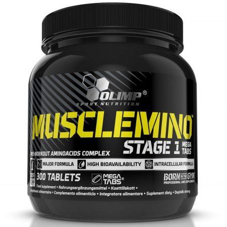 Olimp Musclemino stage 1 -  300 tabletta komplex aminosav készítmény