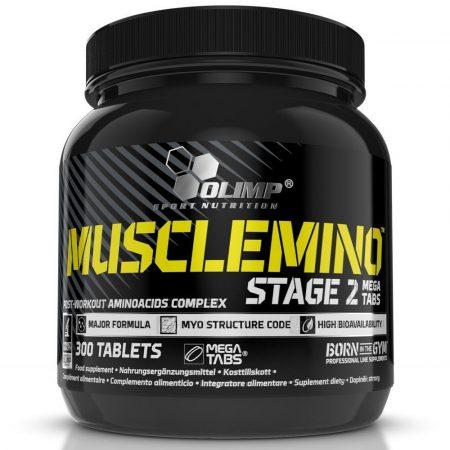 Olimp Musclemino stage 2 - 300 tabletta komplex aminosav készítmény