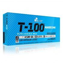 Olimp T-100 Hardcore tesztoszteron fokozó 120 kapszula tesztoszteron és hormonszint optimalizáló