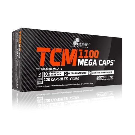 Olimp TCM Mega Caps® 120 kapszula kreatin készítmény