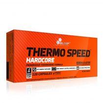 Olimp Thermo Speed Hardcore Mega Caps® 120 kapszula termogenikus fogyasztószer