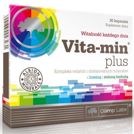 OLIMP Vita-Min Plusz vitamin 30 kapszula több féle vitamint tartalmazó termék