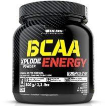 Olimp BCAA Xplode Energy 500g egy hatékony edzés előtti teljesítménynövelő