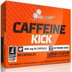Olimp Caffeine Kick - 60 kapszula fizikai és szellemi képesség növelő