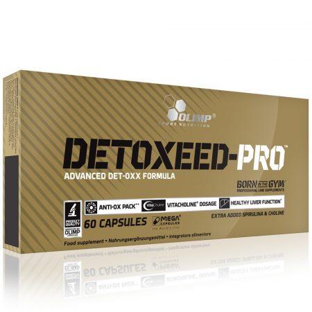 Olimp Detoxeed-Pro - 60 kapszula  méregtelenítő termék